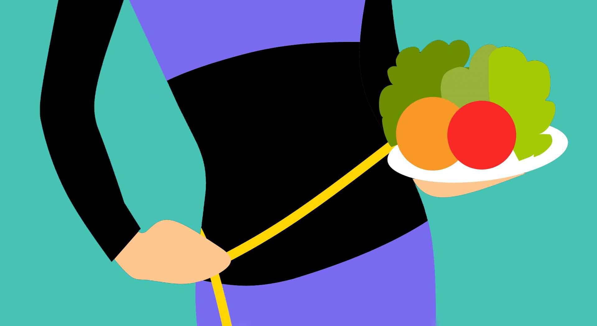 Fraude engaños y mentiras franceses sobre comidas bajas en calorías expuesto